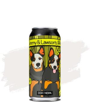 Moon Dog Jimmy & Lawson's DDH NEIPA
