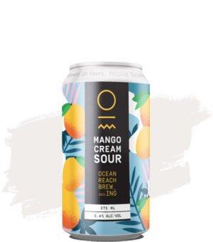 Ocean Reach Mango & Cream Sour