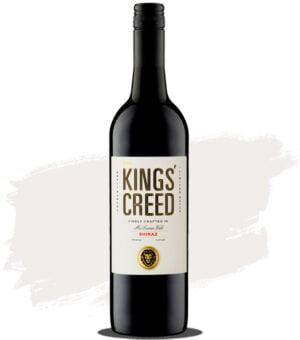 The Kings' Creed Shiraz