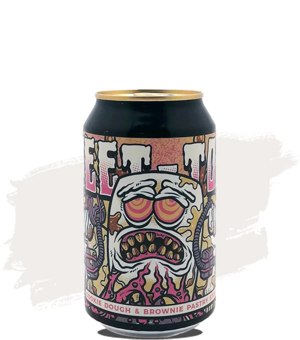 Cervisiam Sweet-Toof! Pastry Stout