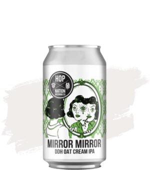 Hop Nation Mirror Mirror DDH Oat Cream