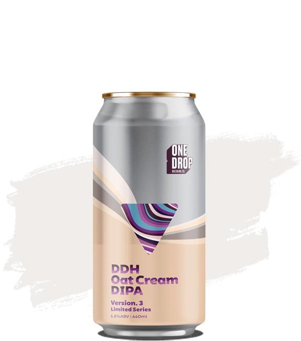 One Drop DDH Oat Cream DIPA V3