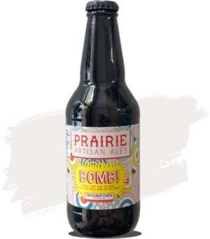 Prairie Bomb Imperial Stout