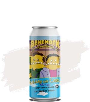 Behemoth(Chur) Hop Buddies #8 Lenny & Carl