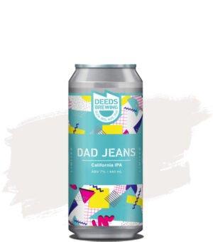 Deeds Dad Jeans