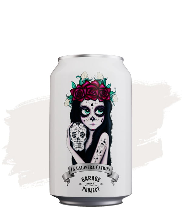 BREWED BY GARAGE PROJECT