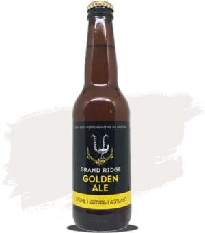 Grand Ridge Golden Ale Bottle