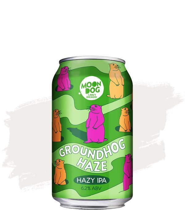 Moon Dog - Ground Hog Haze