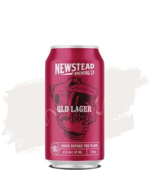 Newstead Sportsball Queensland Lager