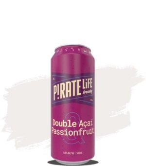 Pirate Life Double Acai & Passionfruit