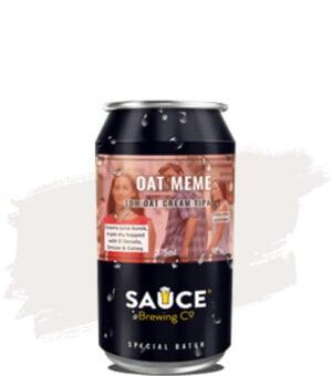 Sauce OAT MEME - TDH OAT Cream TIPA