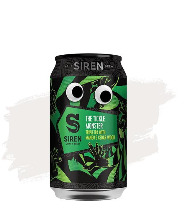 Siren Tickle Monster