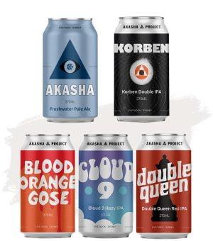 Akasha Mixed Pack