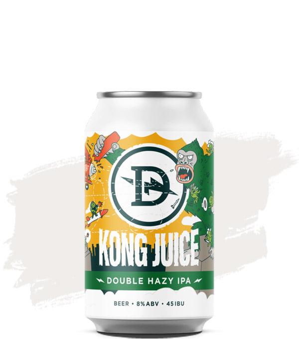 Dainton Kong Juice Double Hazy IPA