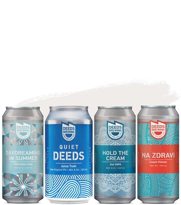 Deeds Mixed Pack