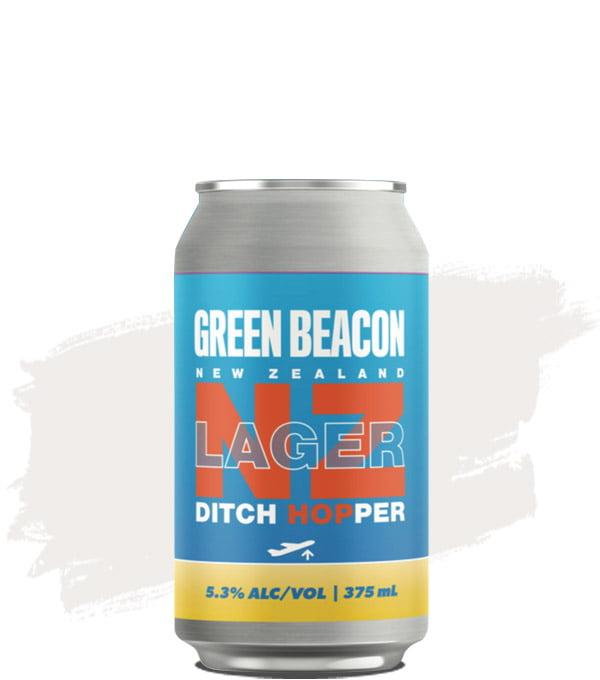 Green Beacon NZ Lager