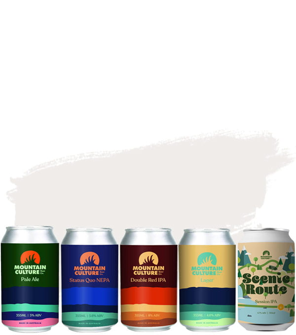 Mountain Culture Mixed Pack