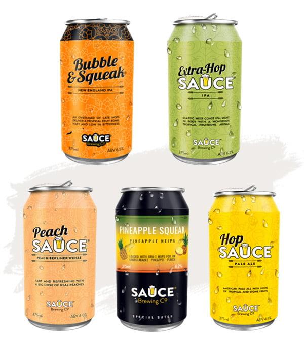 Sauce Pack