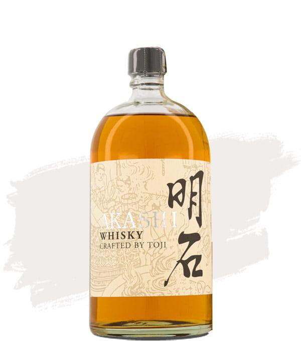 Akashi whisky Crafted by Toji