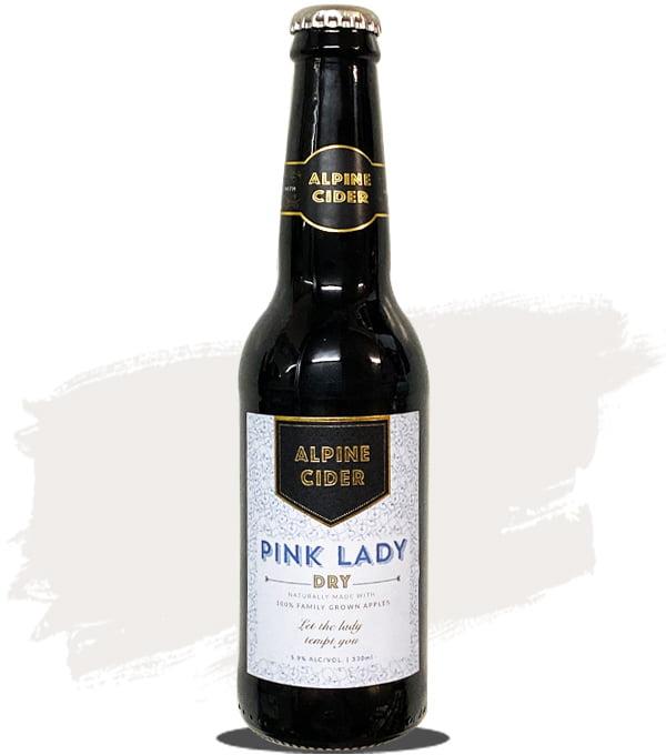 Alpine Pink Lady Dry Cider