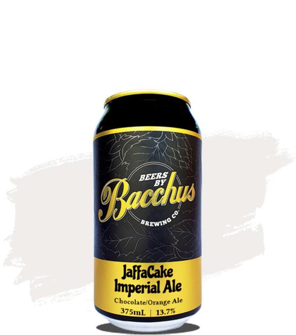 Bacchus Brewing Jaffa Cake Imperial Ale