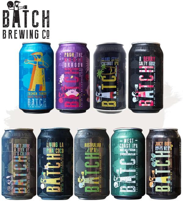 Batch Brewery Pack