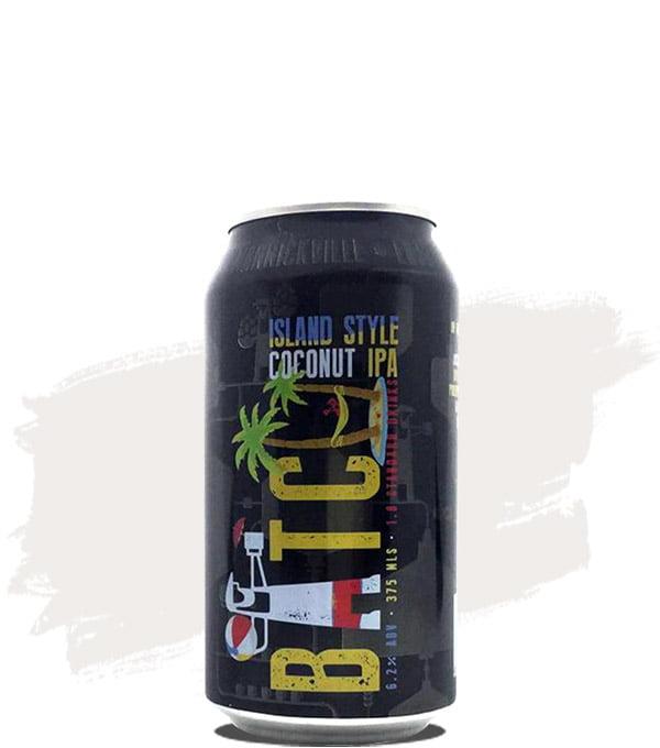 Batch Island Style Coconut IPA