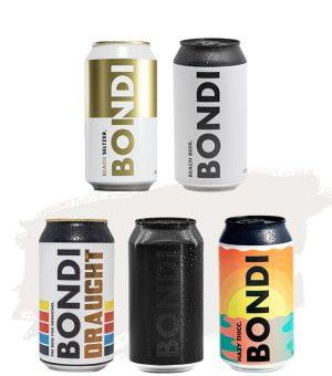 Bondi Brewing Mixed Pack2