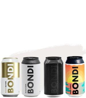 Bondi Brewing Co. Mixed Pack1
