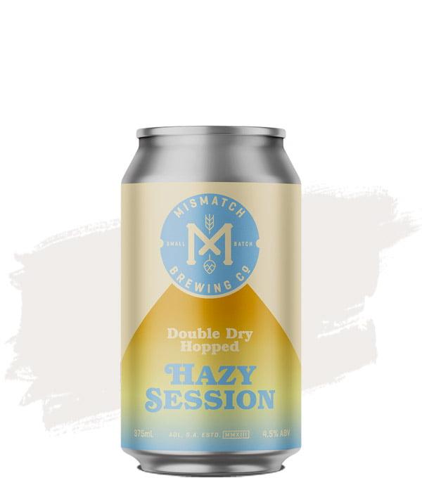 Mismatch Double Dry Hopped Hazy Session