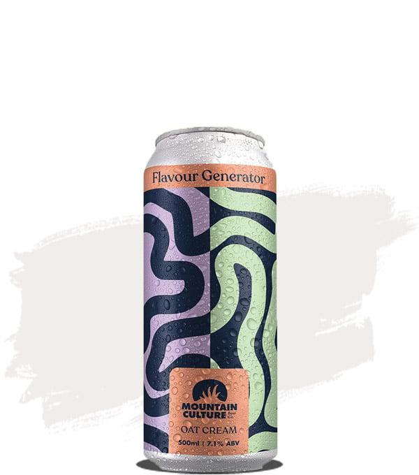 Mountain Culture Flavour Generator Oat Cream IPA