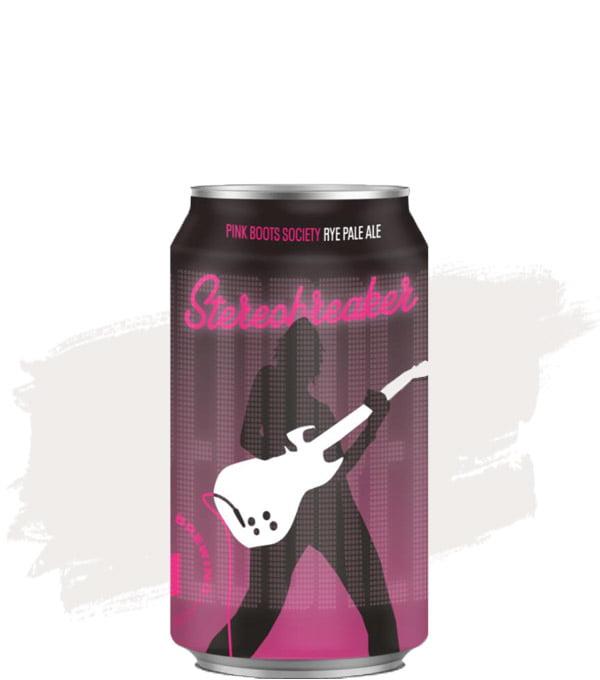 Brick Lane Stereobreaker Rye Pale Ale