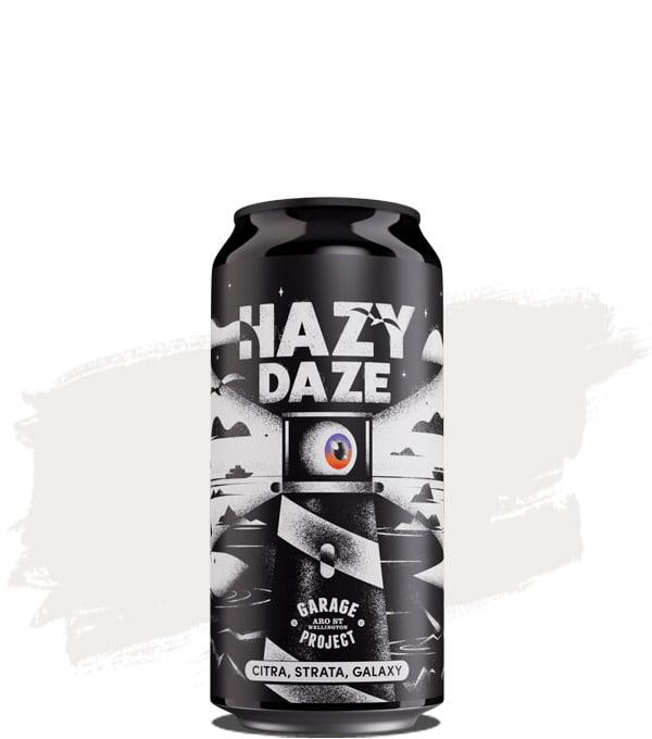 Garage Project Hazy Daze 6 Citra, Strata & Galaxy Hazy Pale Ale