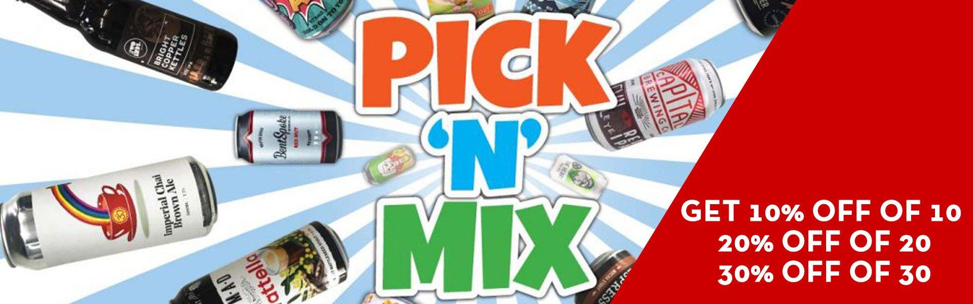 Pick-n-Mix-Banner